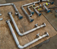 Pressure Relief System Pipe Fabrication